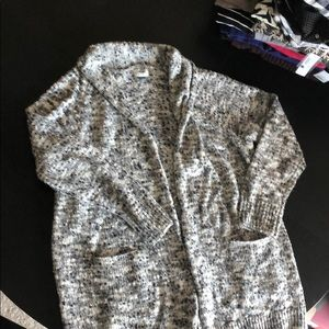 Soft and cozy cardigan